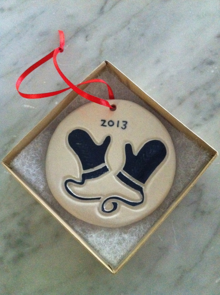 a memento of the annual pilgrimage, courtesy of Jennie the Potter.  thanks, Mom!